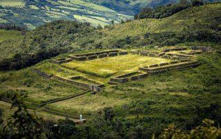 La zona archeologica monumentale di Aypate