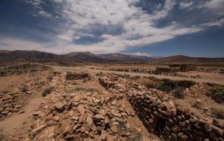 Tambo di Zapahuira. Tratto: Putre - Zapahuira. Regione di Arica e Parinacota, Cile.