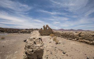 Kallanka di Turi. Tratto: Cupo - Catarpe. Regione di Antofagasta, Cile.
