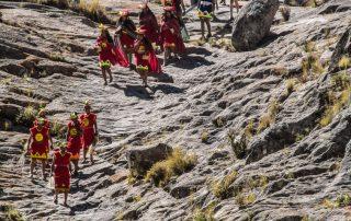 Discesa dell'Inca