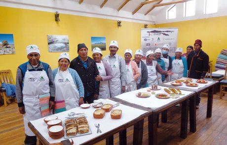Corso di gastronomia nelle Imprese Turistiche Comunitarie del progetto INCAMMINO.