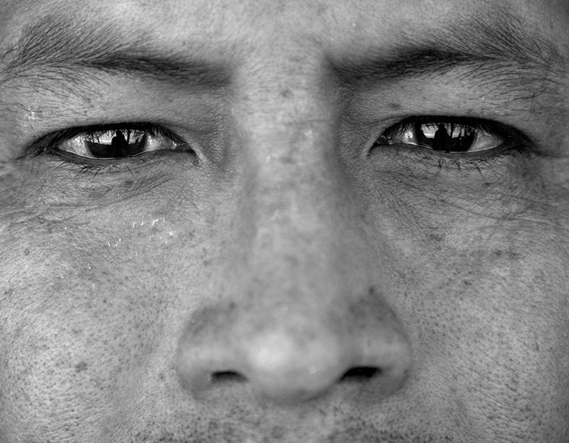 Dalle serie Cartografía Aérea. Desierto de Atacama e Retratos Andinos, 2017 Courtesy del fotografo